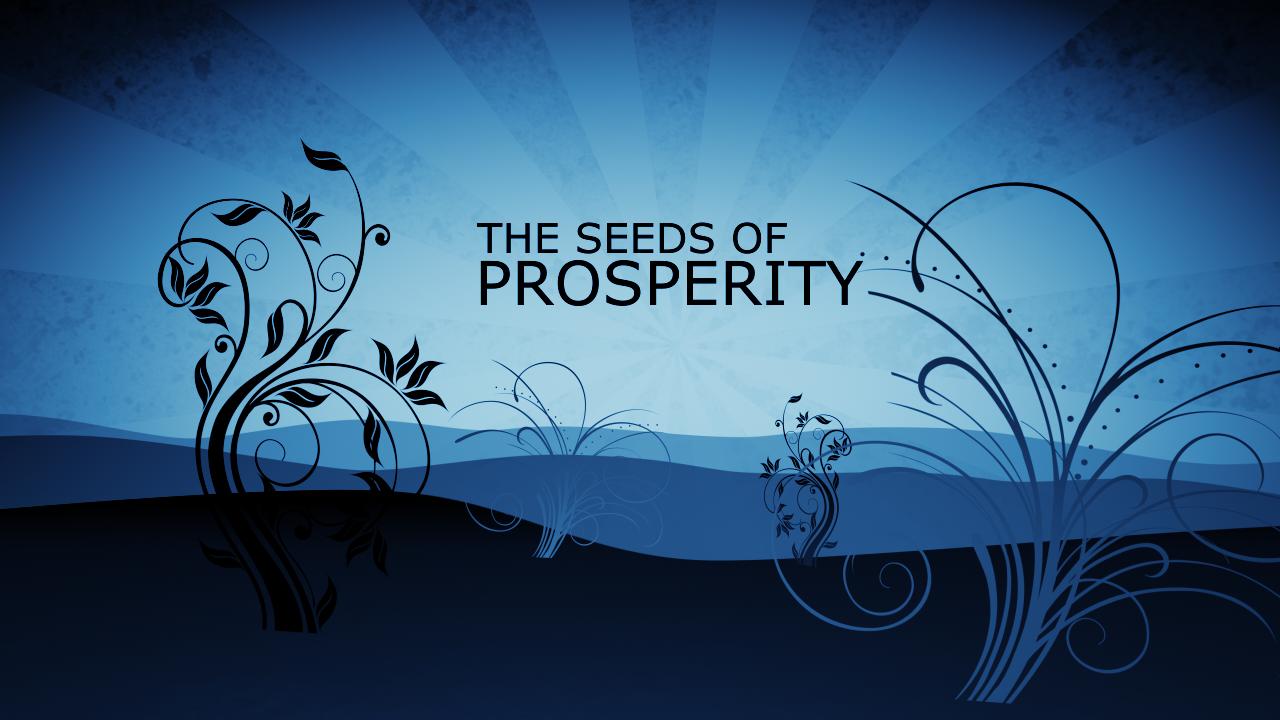 [VIDEO] Prosperity – Do You Have A Scarcity Mindset?