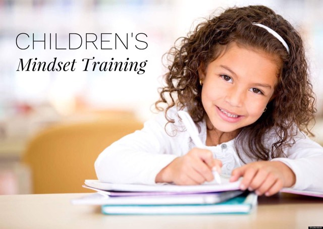 [VIDEO] Children's Mindset Training